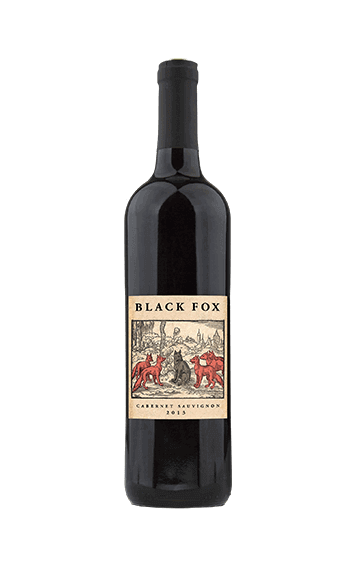 2014 Black Fox Cellars Cabernet Sauvignon