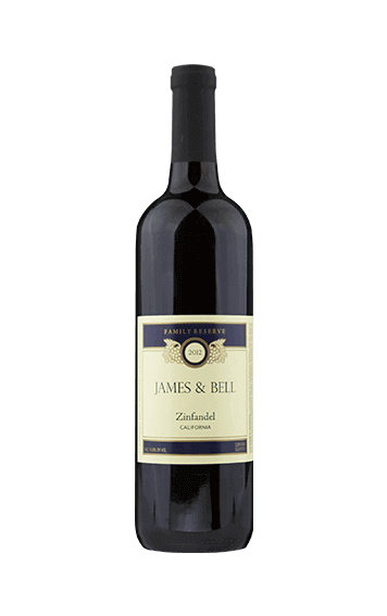 2013 James and Bell Zinfandel