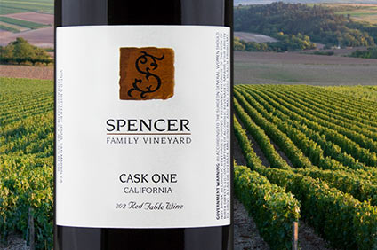2013 Spencer Family Reserve Cask Red